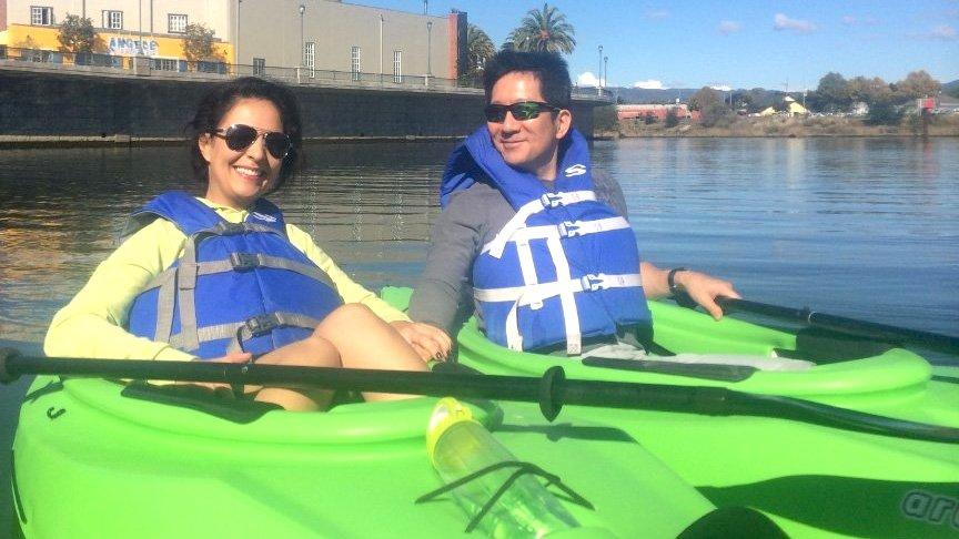 Enjoy Napa Valley River Kayak Tour