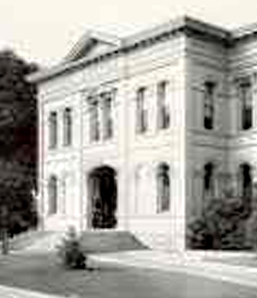 Napa Valley Court House