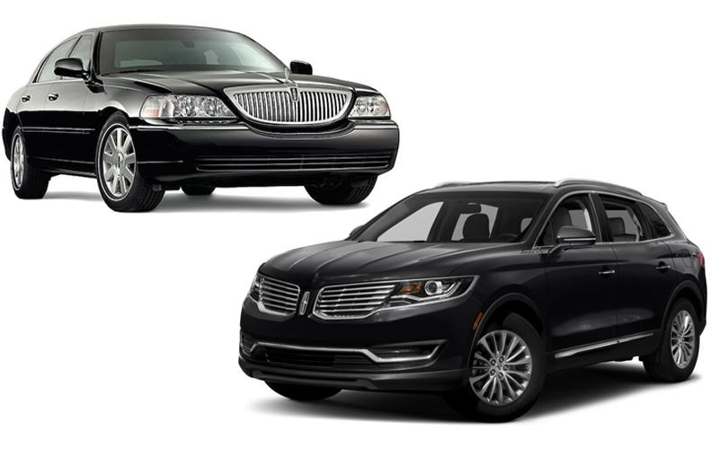 Black Luxury Sedan