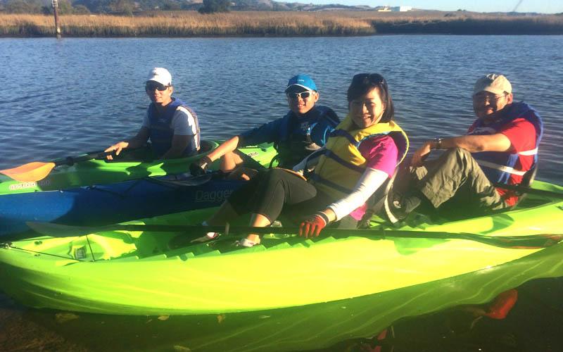 Rent A Kayak Napa